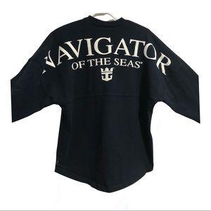 "Spirit, ""Navigator of the Seas"" long sleeve. M"